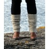 Scandinavian Wool Leg Warmers: 2 Sizes, 6 Colors